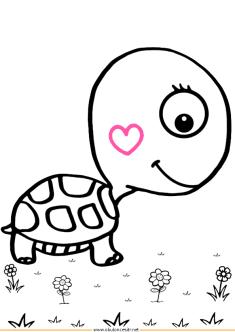 kaplumbaga-boyama-turtle-coloringpage (6)