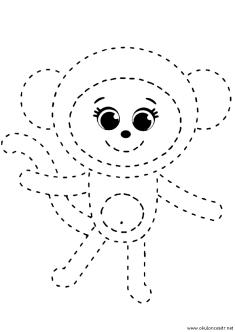maymun-cizgi-calisma